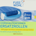Fusswohl Hornhautentferner Ersatzrollen grob Posten 300 Stück