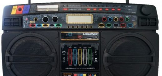 LASONIC GhettoBlaster i931 BT