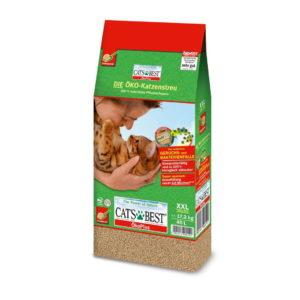 Großhandel Katzenstreu - Cat`s Best Öko Plus