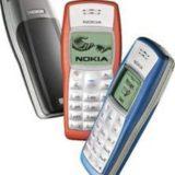 Nokia und Sony Ericsson Handy Dummy