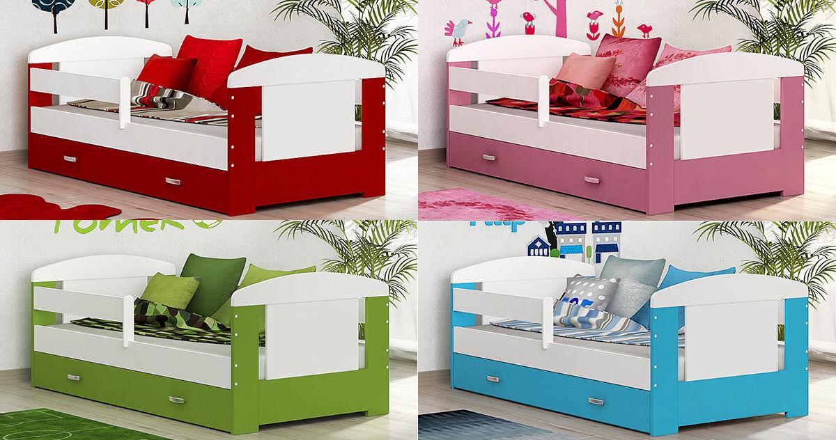 Kinderbett Spielbett Jugendbett Bett 80x160