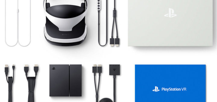 SONY PLAYSTATION VR - PS4 - Brille - Virtual Reality - Headset