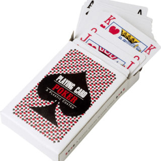 Poker - MauMau -  Skart -  Scharfkopf Spielkarten