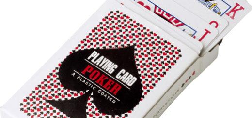"""Spielkarten """"Winner"""""""