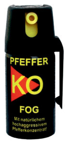 Großhandel - BALLISTOL Tierabwehrspray Pfefferspray KO 40ML
