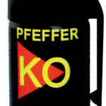 BALLISTOL Tierabwehrspray Pfefferspray KO 40ML