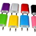 USB Adapter Netzteil Ladegerät Samsung, Iphone, HTC, Sony und Nokia