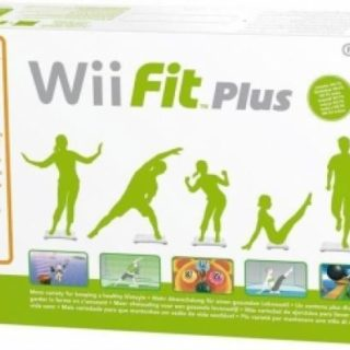 Nintendo Wii Fit Plus + Balance Board