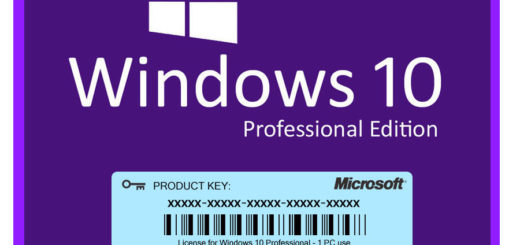 Windows 10 Professional MultiL. - Produktschlüssel per Mail