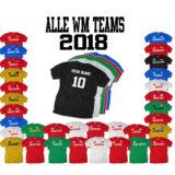 WM 2018 Länder Trikot´s Großhandel
