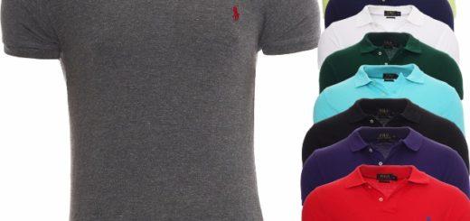 Ralph Lauren Poloshirt Custom Fit - SOMMER AKTION ORIGINAL
