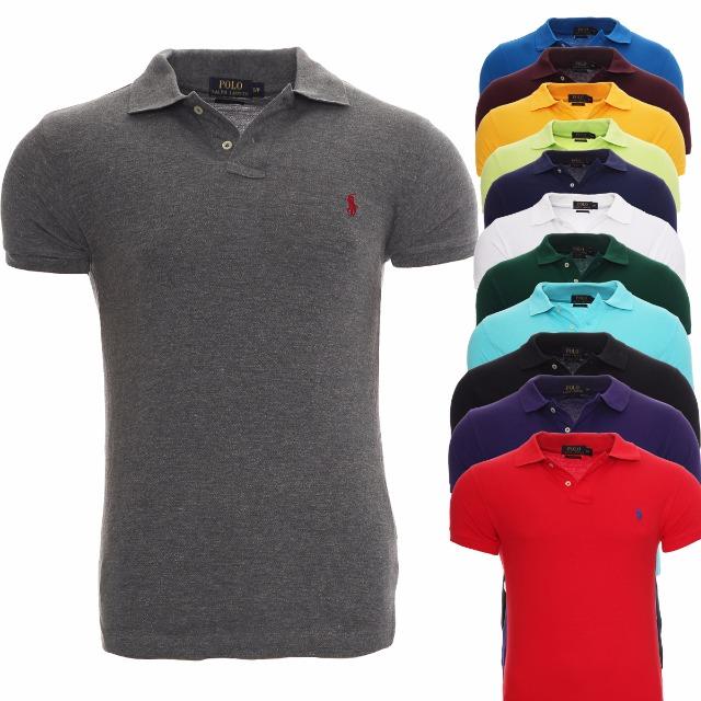 d0e0329630d108 Großhandel Ralph Lauren Poloshirt Custom Fit - SOMMER AKTION ORIGINAL