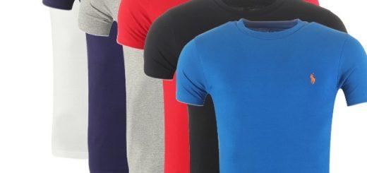 Ralph Lauren T-shirts Kurzarm ORIGINAL
