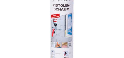 1K Pistolenschaum PUP S 750 geprüfter Fugenschaum