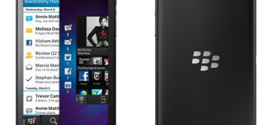 BlackBerry Z10 im original Karton mit Akku und Ladegerät