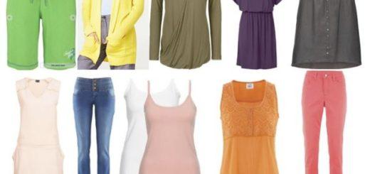 Aktuelle Modelle Kollektion 2018 Sommer / Herbst Bekleidung für Damen und Herren