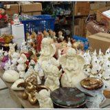 Weihnachtsmarkt Dekoration Sortiment
