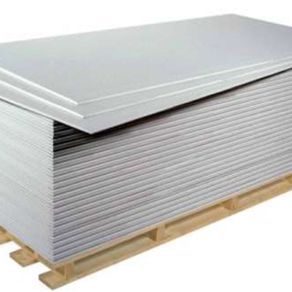 50 x Gipskartonplatten 2.500 x 1.250 x 12,5 mm Restposten