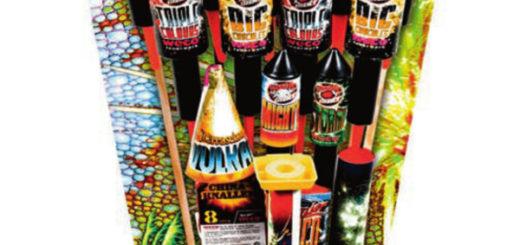 Silvesterparty Feuerwerk günstig