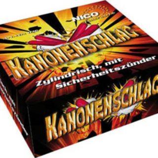 Kanonenschlag Silvester Feuerwerk Böller