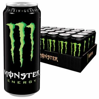 MONSTER ENERGY DRINK GRÜN 500ML