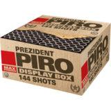 Prezident Piro 144 Schuss Verbund Silvester Batterie