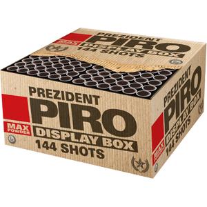 Prezident Piro 144 Schuss
