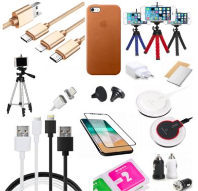 Modelle Handyzubehör für iPhone und Samsung