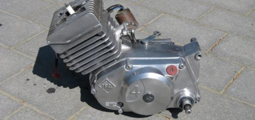 Simson Motor S51, KR51/2 3-4 Gang