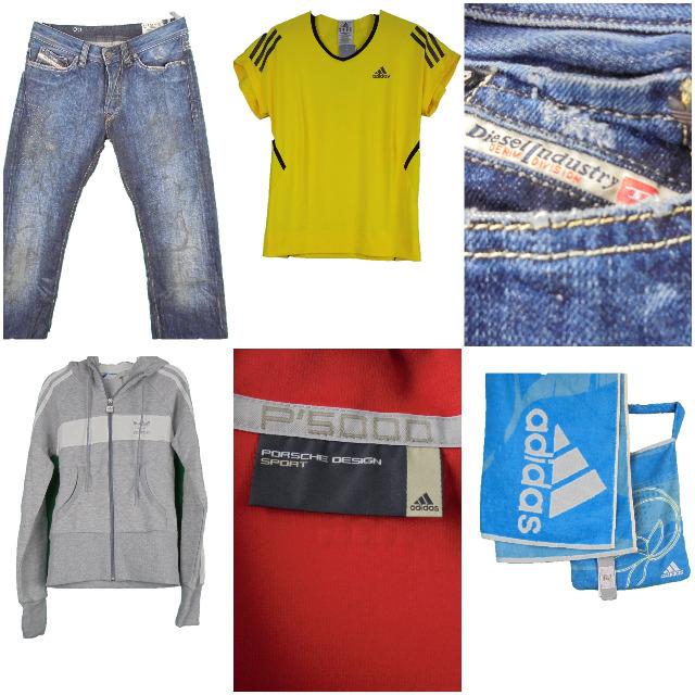 Adidas Mix Posten Große Mengen