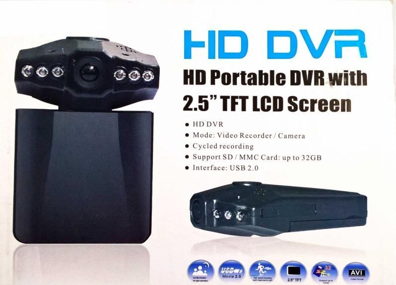 Dash CAM DVR-01HD Auto Rückfahrkamera