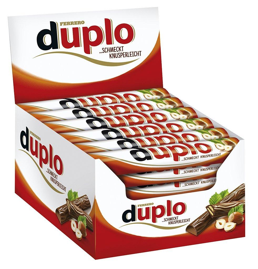 Ferrero Kinder Riegel/Duplo