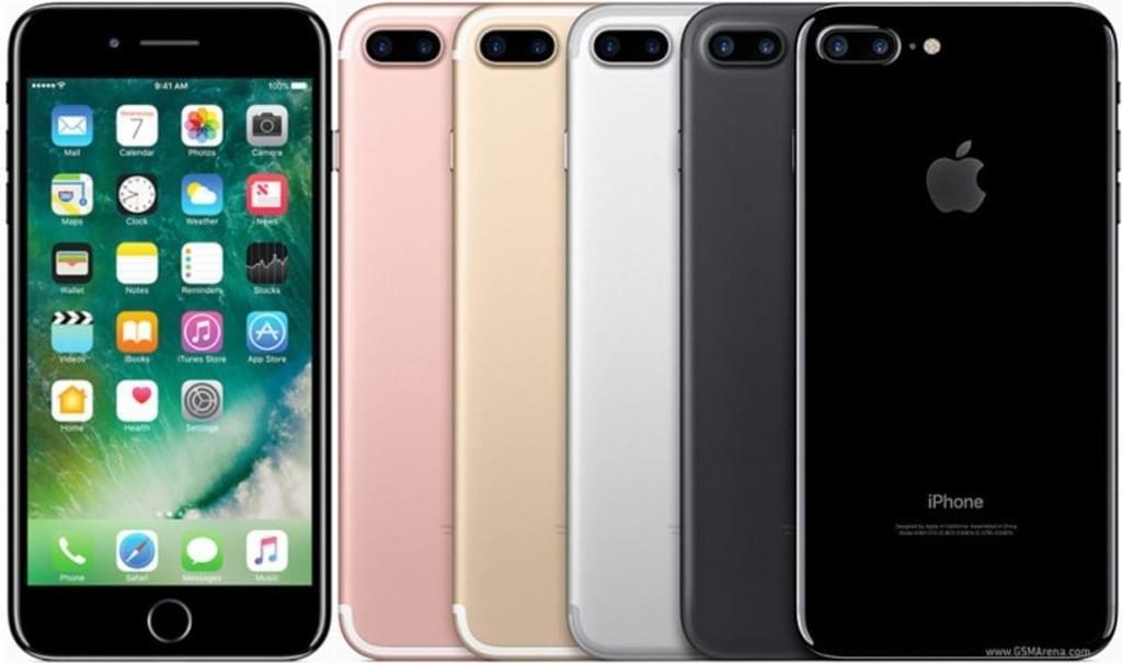 Brandneues iPhone 7 plus 128 GB SIM-frei.