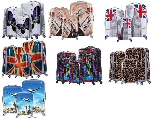 gro handel kofferset 3 teilig hartschalenkofferset. Black Bedroom Furniture Sets. Home Design Ideas