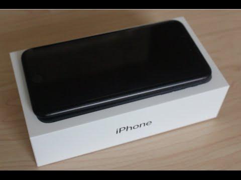 Brandneues iPhone 7 plus 128 GB SIM-frei