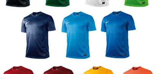 NIKE Kurzarm Trikot Park VI Fussballshirt