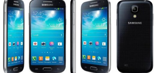 Samsung Galaxy S4 Mini black mist Android 4.4.2