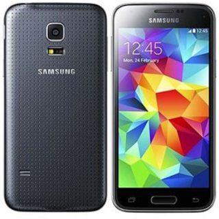 Samsung Galaxy S5 mini black Android 5.1.1