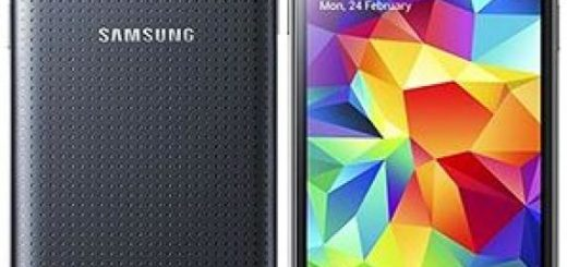 Samsung Galaxy S5 mini black Android 5.1.1