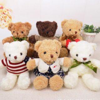 25.000 Plüschtiere Teddys Bär Kuscheltiere