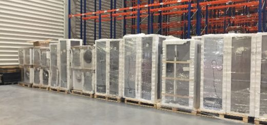 Weisse Ware: Waschmaschinen, Kühlschränke, Geschirrspüler