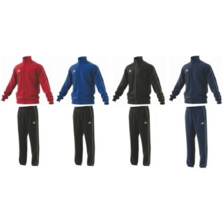 Adidas Core 18 Herren Trainingsanzug in verschiedenen Farben