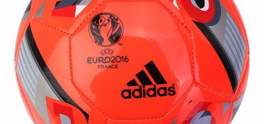 Adidas Fussball EURO16 Glider Grösse 5
