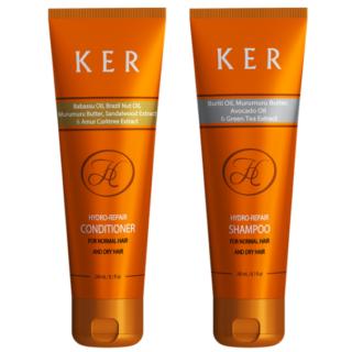 Shampoo & Conditioner - Premium KER Hair Care Line