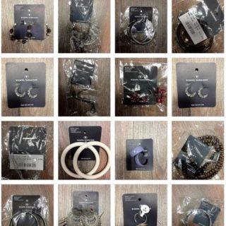 Tom Tailor Accessoires Mix Kette Armband Ohrringe Ringe Fashion