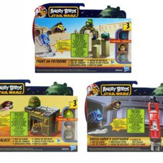Hasbro Star Wars, Angry Birds Strike, Abschußspiel