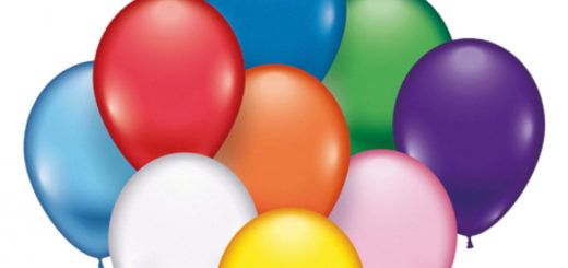 Luftballons 10er je 22cm Durchmesser