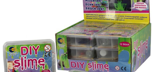 DIY Schleim zum Selbermachen im Set - im Display