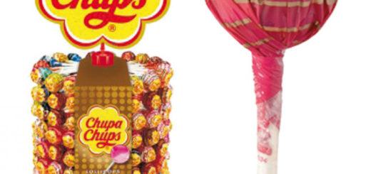 Food Chupa Chups 200er Lutscherrad sortiert