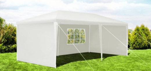 Gartenpavillon Gartenzelt Ideal für Garten Terrasse